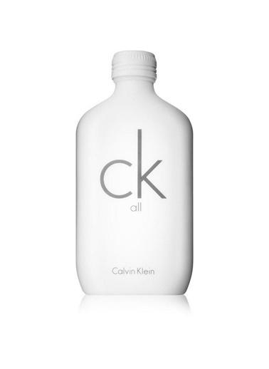 Calvin Klein All Edt Erkek Parfümü 200 Ml Renksiz